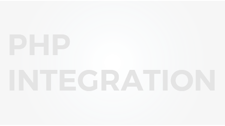 PHP integration